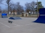 The Skate Park at Pioneer Park
